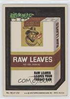 Raw Leaves (Two stars)