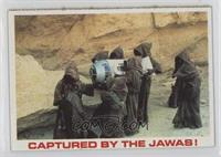 Captured by the Jawas! [Good to VG‑EX]
