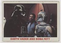 Darth Vader and Boba Fett