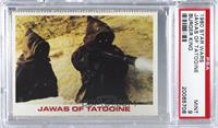 Jawas of Tatooine [PSA 9 MINT]