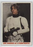 Luke Disguised as a Stormtrooper! [GoodtoVG‑EX]