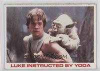Luke Instructed by Yoda [GoodtoVG‑EX]
