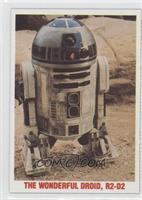 The Wonderful Droid, R2-D2