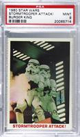 Stormtrooper Attack! [PSA 9 MINT]