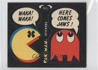 Waka! Waka! - Here Comes Jaws! (With Eyes)