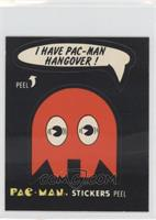 I Have Pac-Man Hangover! (With Eyes)