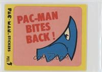 Pac-Man Bites Back! (With Eyes)