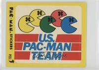 U.S. Pac-Man Team (With Eyes)