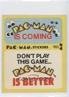 Pac-Man Is Coming - Don't Play This Game… Pac-Man Is Better (No Eyes)