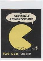 Happiness Is a Hungry Pac-Man (No Eyes)