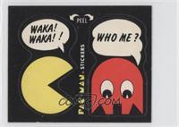 Waka! Waka! - Who Me? (No Eyes)