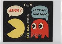 Never! - Let's Get Together (No Eyes, Black Back)