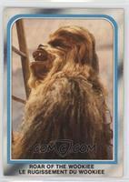 Roar of the Wookiee