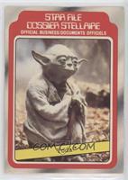Yoda [PoortoFair]