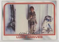 Luke arrives [GoodtoVG‑EX]