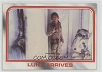 Luke arrives [NoneGoodtoVG‑EX]