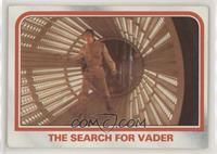 The search for Vader [NoneGoodtoVG‑EX]