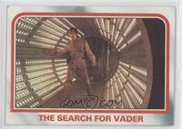 The search for Vader