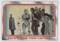 Escape from their captors [NoneGoodtoVG‑EX]