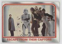 Escape from their captors [GoodtoVG‑EX]