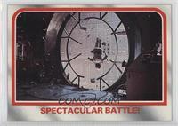 Spectacular battle!