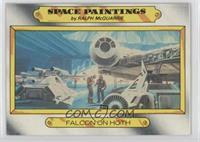 Falcon on Hoth