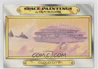 1980 Topps Star Wars: The Empire Strikes Back - [Base] #124 - Cloud City