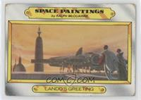 Lando's greeting [PoortoFair]