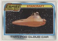 Twin-Pod Cloud Car