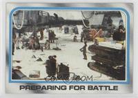 Preparing for battle [NoneGoodtoVG‑EX]