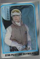 Star Pilot Luke Skywalker [Misprint]