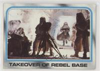 Takeover of Rebel Base