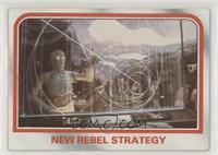 New rebel strategy