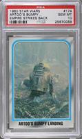 Artoo's Bumpy Landing [PSA10]