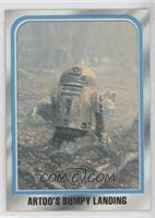 Artoo's Bumpy Landing