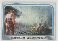 Farewell to Yoda and Dagobah [Good to VG‑EX]
