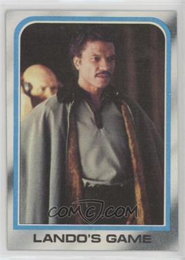 1980 Topps Star Wars: The Empire Strikes Back - [Base] #198 - Lando's Game