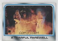 A Tearful Farewell