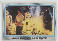 Han Faces His Fate [Good to VG‑EX]