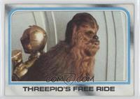 Threepio's Free Ride [NoneGoodtoVG‑EX]