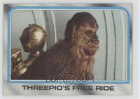 Threepio's Free Ride
