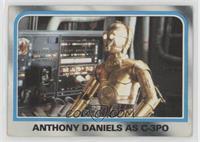 Anthony Daniels as C-3PO [GoodtoVG‑EX]
