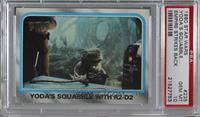 Yoda's Squabble With R2-D2 [PSA 10 GEM MT]