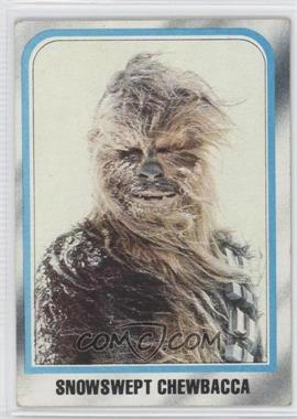 1980 Topps Star Wars: The Empire Strikes Back - [Base] #238 - Snowswept Chewbacca