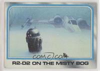 R2-D2 on the Misty Bog