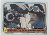 Director Irvin Kershner [GoodtoVG‑EX]