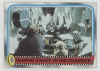 Filming Vader In His Chamber