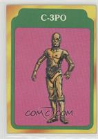C-3PO [Good to VG‑EX]
