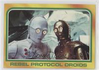 Rebel Protocol Droids