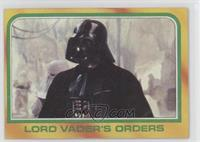 Lord Vader's Orders